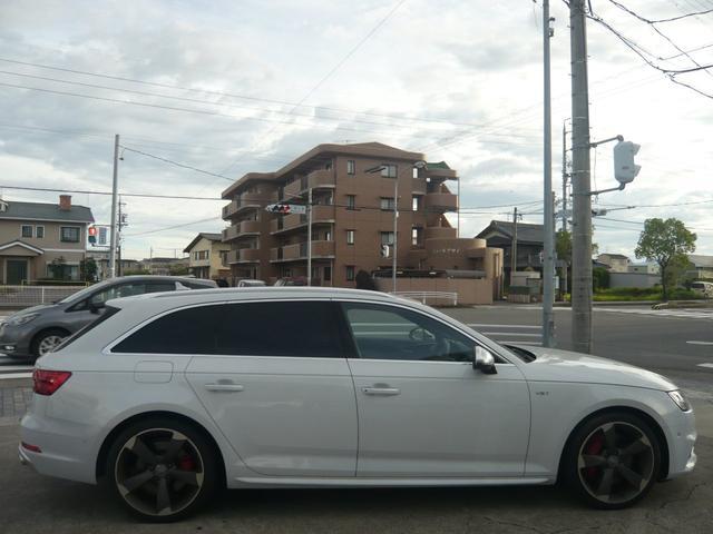 「アウディ」「アウディ S4アバント」「ステーションワゴン」「岐阜県」の中古車6