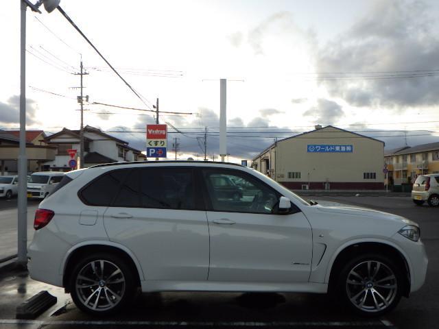 「BMW」「X5」「SUV・クロカン」「岐阜県」の中古車4