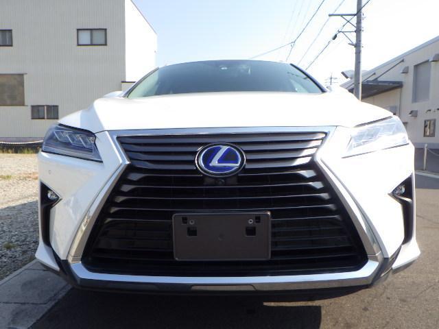 「レクサス」「RX」「SUV・クロカン」「岐阜県」の中古車2