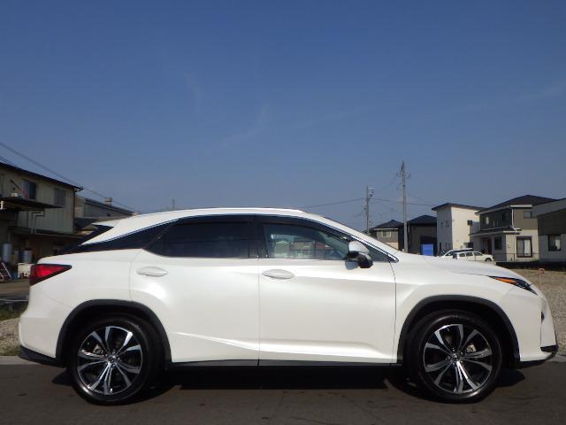 「レクサス」「RX」「SUV・クロカン」「岐阜県」の中古車4