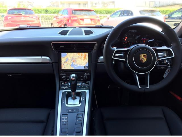 ポルシェ ポルシェ 911カレラ ワンオーナー PCM GTステアリング