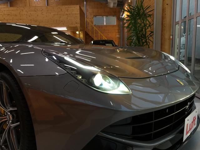 フェラーリ フェラーリ F12ベルリネッタ ベースグレード 20インチ鍛造ダイヤモンドリム 可変バルブ