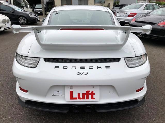 911GT3 D車 ワンオーナー Sクロノ エグゾースト(4枚目)