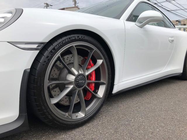 911GT3 D車 ワンオーナー Sクロノ エグゾースト(6枚目)