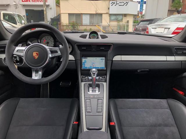 911GT3 D車 ワンオーナー Sクロノ エグゾースト(9枚目)