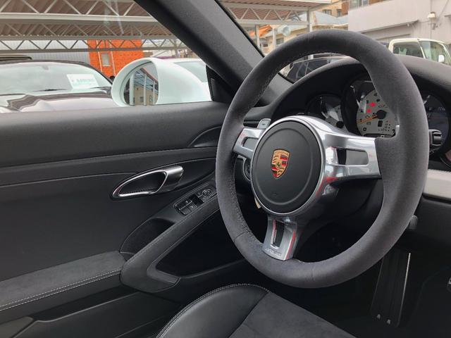 911GT3 D車 ワンオーナー Sクロノ エグゾースト(11枚目)