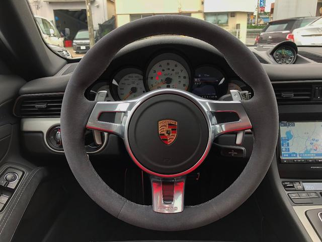 911GT3 D車 ワンオーナー Sクロノ エグゾースト(12枚目)