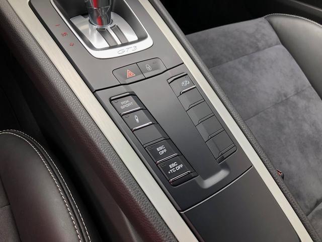 911GT3 D車 ワンオーナー Sクロノ エグゾースト(17枚目)