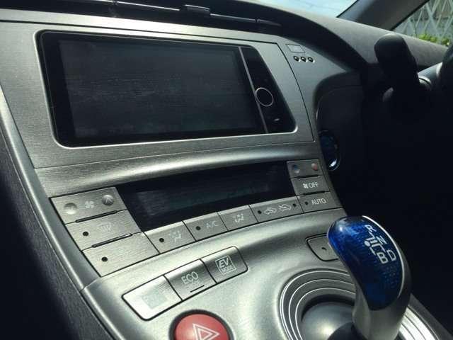 S 後期モデル 純正HDDナビTV ワンオーナー 禁煙車(5枚目)