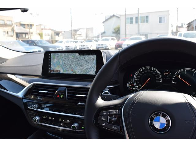 BMW BMW 523d ラグジュアリー デビューP デモカー
