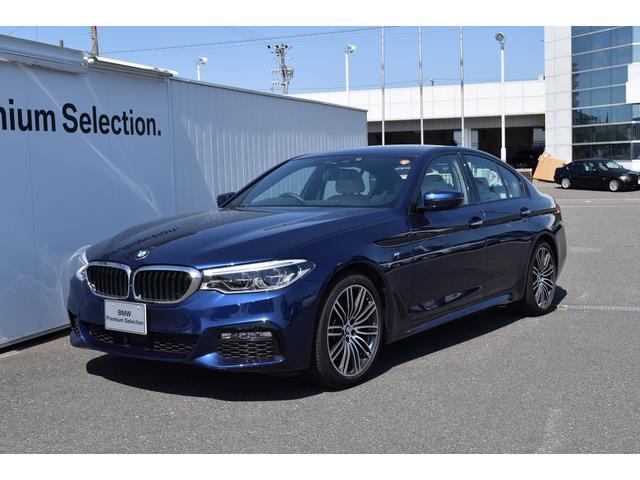 BMW BMW 523d Mスポーツ ハイラインパッケージ  デモカー