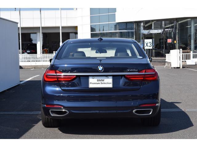 BMW BMW 740eアイパフォーマンス プラスP 19AW デモカー