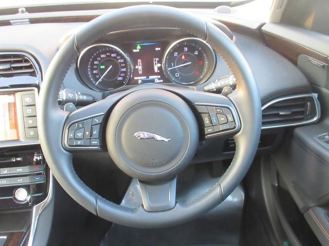 ジャガー ジャガー XE プレステージ 認定中古車保証2年付帯