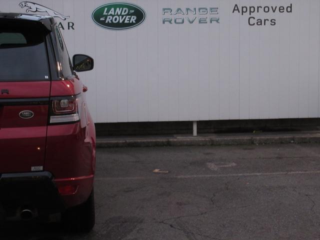 ランドローバー レンジローバースポーツ SE 0%ローン OP約230万円装着