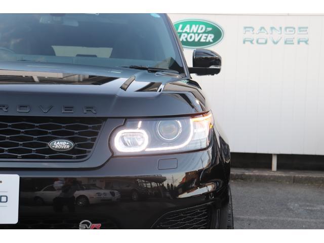 スポーツSVR 4WD 550PS ウェイドセンシング(3枚目)