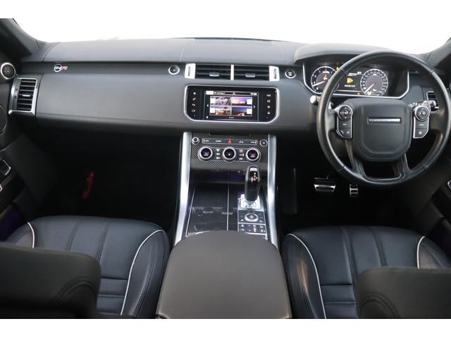 スポーツSVR 4WD 550PS ウェイドセンシング(11枚目)