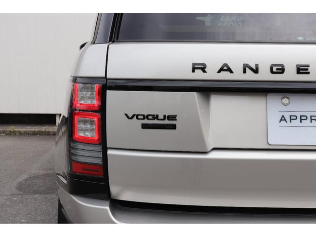 5.0 V8 スーパーチャージド ヴォーグ 510PS(15枚目)