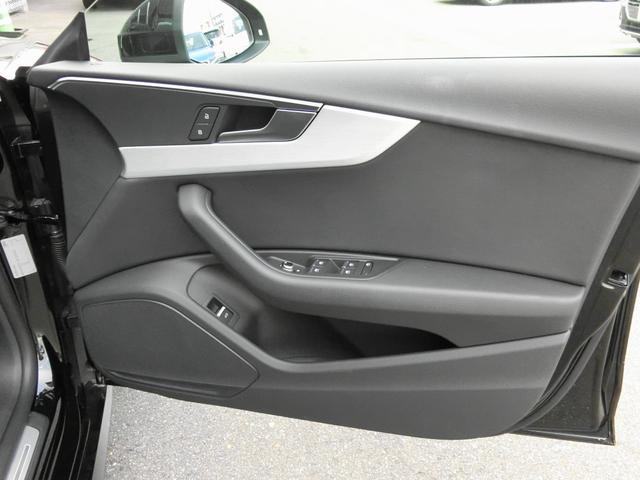 オプションのマトリクスLEDヘッドライトを装備しています。通常はハイビームで走行し、対向車や前走車を眩惑しそうな部分だけ光軸を下げるなど、最適な照射を実現いたします。