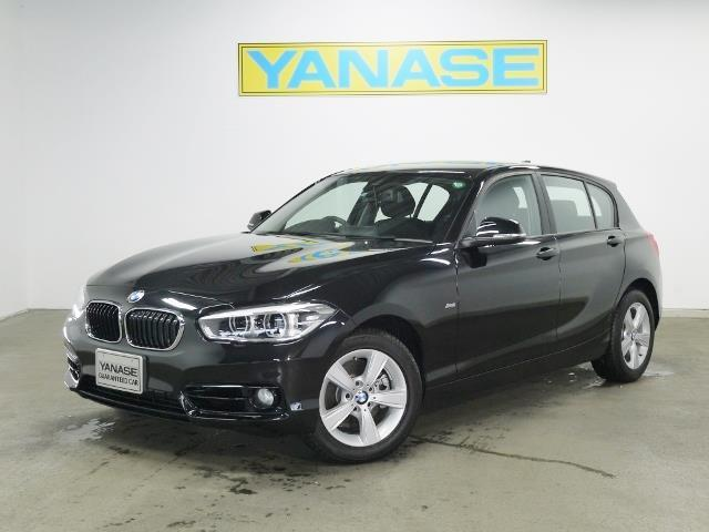 BMW 118dスポーツ 1年保証 新車保証