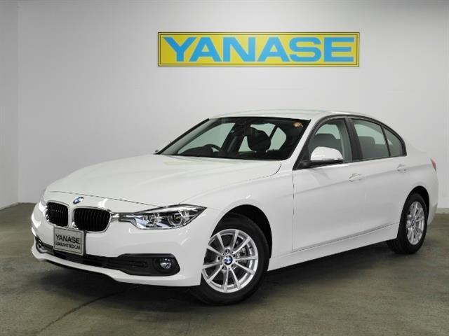 BMW 320d 1年保証 登録済未使用車 新車保証