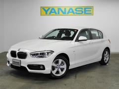 BMW118dスポーツ 1年保証 新車保証 登録済未使用車