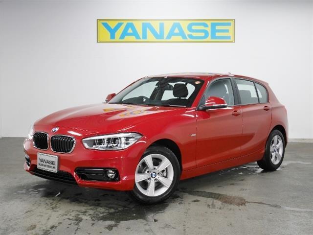 BMW 118dスポーツ 1年保証 登録済未使用車 新車保証