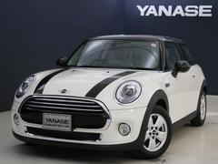 MINIクーパーD ペッパーパッケージ ヤナセ保証 新車保証