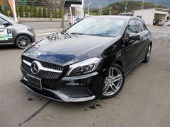 M・ベンツA180 スポーツ レーダーセーフティパッケージ 新車保証