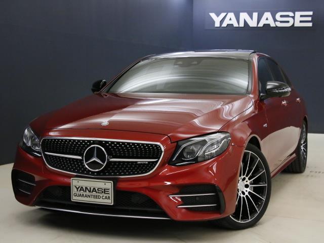 メルセデスAMG E43 4MATIC 4年保証 新車保証