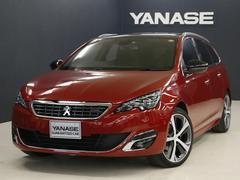 プジョー 308SW GTライン ヤナセ保証 新車保証