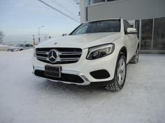 M・ベンツGLC220d 4M 新車保証