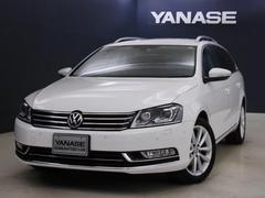 VW パサートヴァリアントTSI ハイライン ブルーモーションテクノロジー 1年保証