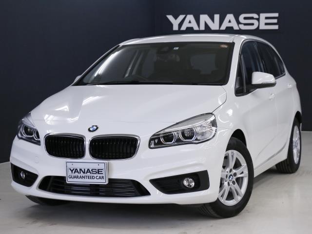 BMW 218d アクティブツアラー 1年保証 新車保証