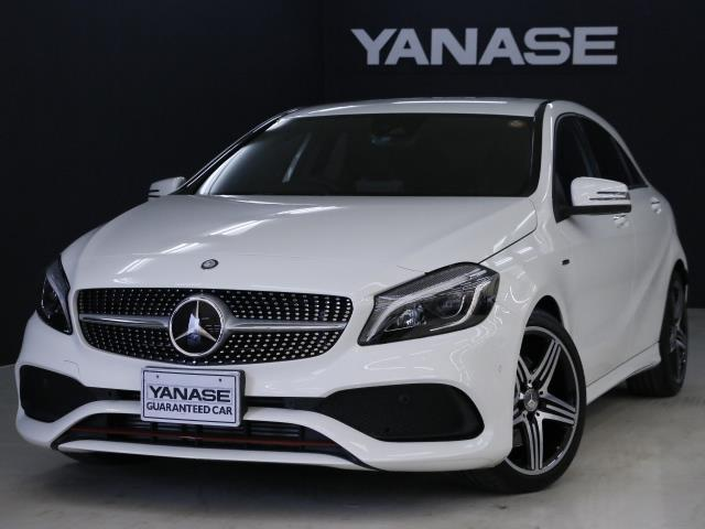 メルセデス・ベンツ A250 シュポルト 4MATIC 1年保証 新車保証