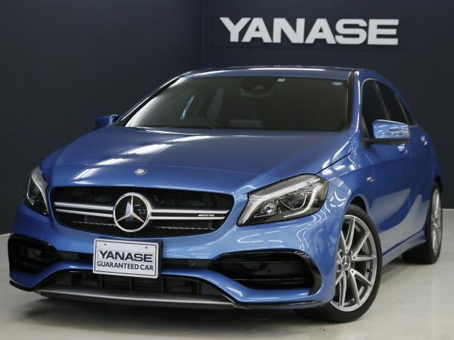 メルセデスAMG A45 4MATIC 4年保証 新車保証