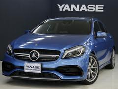 メルセデスAMGA45 4MATIC 4年保証 新車保証