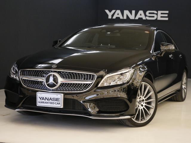 メルセデス・ベンツ CLS220 d AMGライン 4年保証 新車保証