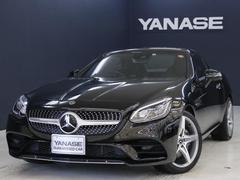 M・ベンツSLC180 スポーツ 新車保証