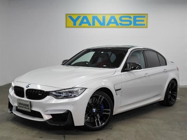 BMW M3セダン 1年保証 新車保証