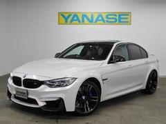 BMWM3セダン 1年保証 新車保証