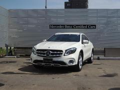 M・ベンツGLA220 4M レーダーセーフティパッケージ 新車保証