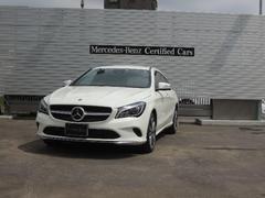 M・ベンツCLA220 4M シューティングブレーク 新車保証