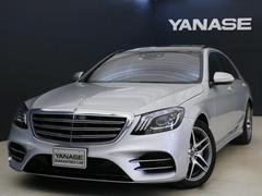 M・ベンツS560 4MATIC ロング AMGライン 新車保証