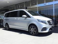 M・ベンツV220 d スポーツ ロング 新車保証