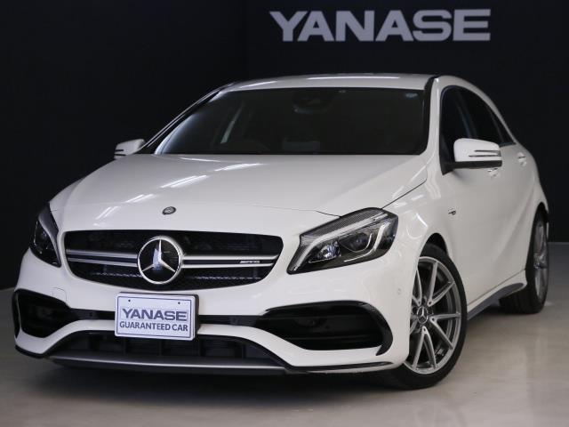 メルセデスAMG A45 4MATIC 新車保証