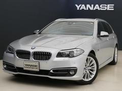BMW523dツーリング ラグジュアリー 1年保証