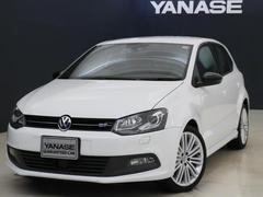 VW ポロブルーGT 1年保証 新車保証