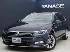 VW パサートヴァリアントTSI ハイライン 1年保証