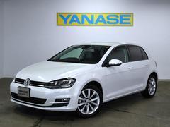 VW ゴルフTSIハイラインブルーモーションテクノロジー ヤナセ保証