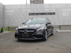 メルセデスAMGCLA45 4M シューティングブレーク 新車保証